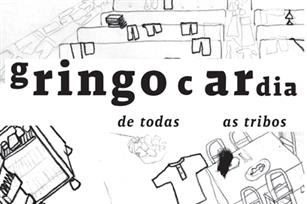 Folder - Gringo Cardia De Todas As Tribos